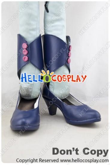 Pokémon Pokemon Cosplay Shoes Blue Boots