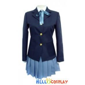 K On Cosplay Hirasawa Yui Akiyama Mio Girl Uniform