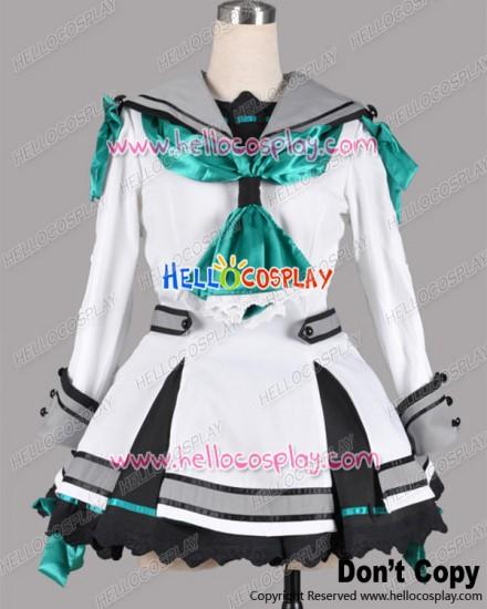 Oretachi Ni Tsubasa Wa Nai We Without Wings Cosplay Misaki Hayashida Costume Uniform