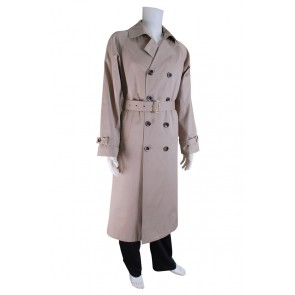 Supernatural Costume Angel Castiel Trench Coat Costume