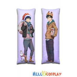 Blue Exorcist Ao no Exorcist Cosplay Rin Okumura Yukio Okumura Body Pillow