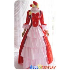 xxxHolic Cosplay Yuuko Ichihara Gothic Formal Dress Costume