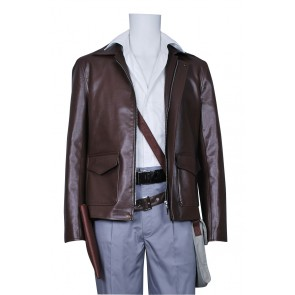 Indiana Jones Costume Harrison Ford Jacket
