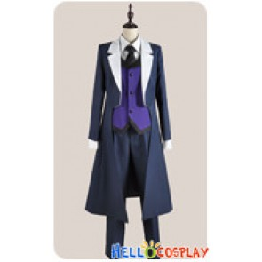 Makai Ouji Devils And Realist Cosplay Kevin Cecil Uniform Costume