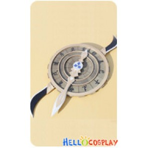 Samurai Warriors 3 Cosplay Hanbei Takenaka Shigeharu Rotary Table Prop