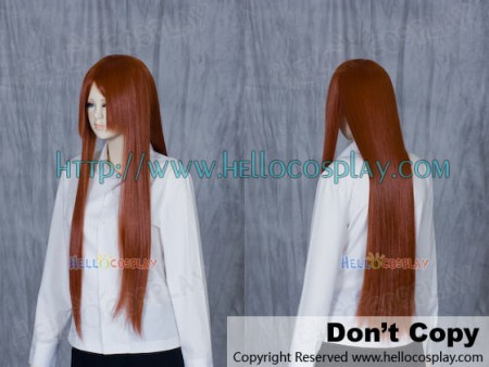 Cosplay Brown Medium Wig