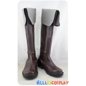 Axis Powers Hetalia APH Cosplay Shoes Germany Ludwig Beillschmidt Boots