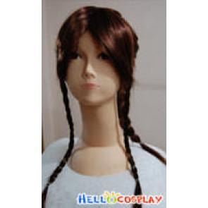 Final Fantasy Aerith Cosplay Wig
