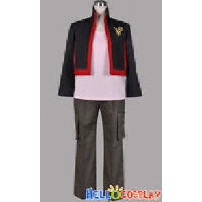 Macross Frontier Cosplay SMS Uniform Alot Costume