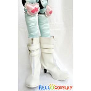 Code Geass Cosplay Villetta Nu Boots