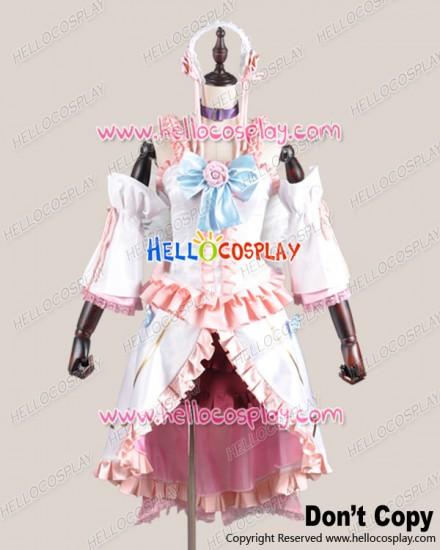 Oreimo My Sister Can't Be This Cute Cosplay Ruri Gokō Kuroneko Costume Saint Angel Black Cat