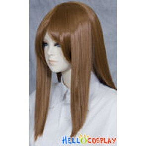 Saddle Brown 50cm Cosplay Straight Wig
