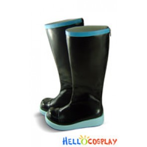 Vocaloid 2 Cosplay Shoes Hatsune Miku Shoes