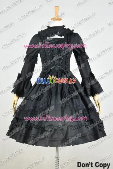 Lolita Dress Gothic Punk Lolita Francaise Gorgeous Cosplay Costume