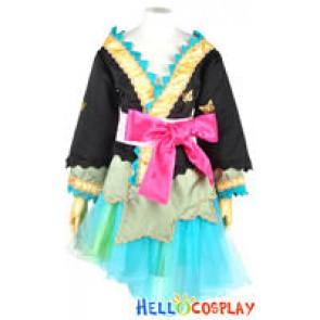 Vocaloid 2 Cosplay Project Diva Wa Lolita Hatsune Miku Costume