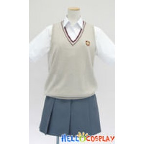 Kannagi: Crazy Shrine Maidens Cosplay Costume Uniform