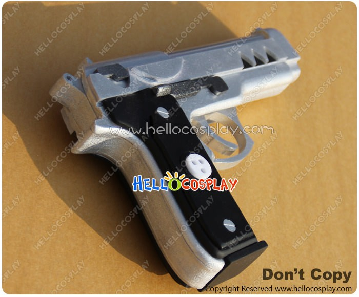 Soul Eater Cosplay Death The Kid Guns Weapon Prop