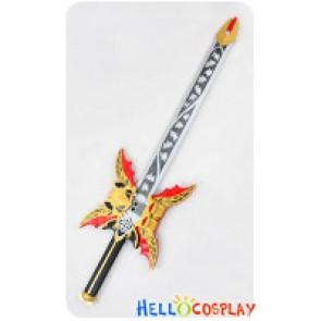 Kamen Rider Kiva Cosplay Wataru Kurenai Sword