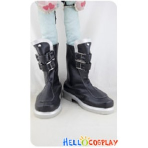 Sword Art Online Cosplay Shoes Kirito Kazuto Kirigaya Short Boots