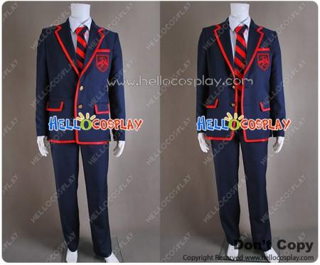 Glee Cosplay Blaine Anderson Costume Uniform