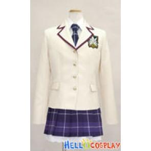 Chaos Head Cosplay Ayase Kishimoto Uniform