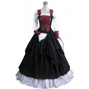Renaissance Pirate Wench Dress Ball Gown