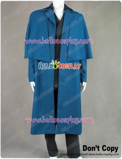 Dark Shadows 2012 Johnny Depp Barnabas Collins Coat Costume Suit