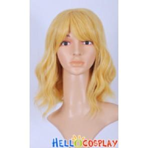 Vocaloid Kagamine Rin Haitoku no Hana Cosplay Wig
