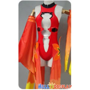 Guilty Crown Cosplay Yuzuriha Inori Costume