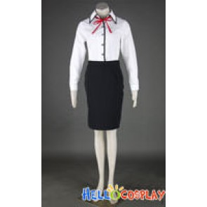 Highschool of the Dead Cosplay Shizuka Marikawa Costume