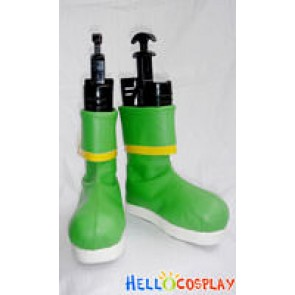Tartaros OL Cosplay Grenite Boots