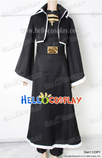 Trinity Blood Cosplay Hugue de Watteau Costume