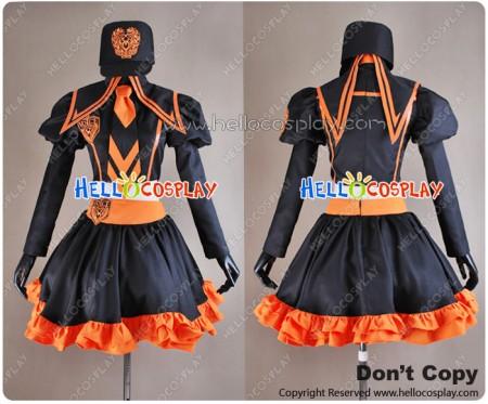 Vocaloid Love Philosophia Cosplay Kagamine Rin Costume