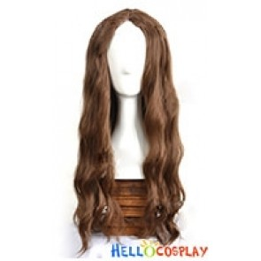 Avengers Age Of Ultron Cosplay Scarlet Witch Cosplay Wig