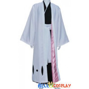 Bleach Retsu Unohana Captain Of The 4th Division Cloak