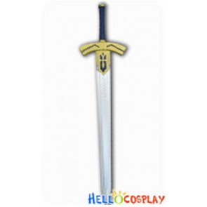 Fate Stay Night Cosplay Saber PVC Sword Prop