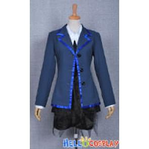 Vocaloid 2 Cosplay Kaito Costume Imitation Black Version