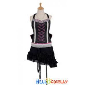 Macross Frontier Sheryl Nome Cosplay Costume Dress