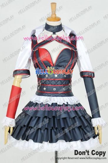 Batman Arkham Knight Harley Quinn Cosplay Costume Dress