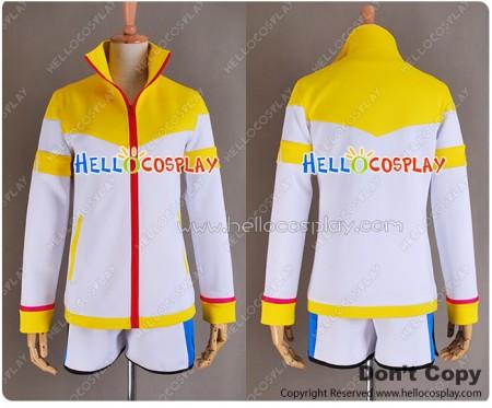 Hatsune Miku Project DIVA F Run Miku Module Costume Sportswear