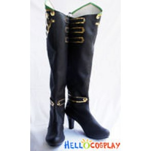 Dynasty Warriors Cosplay Huang Yueying Boots