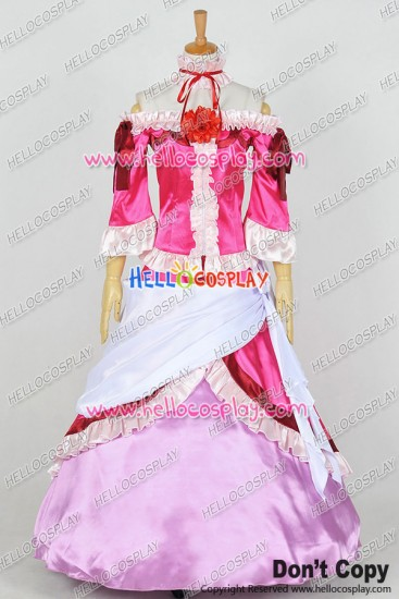 Fairy Tail Cosplay The Daughter Of Heartfilia Conglomerate Lucy Heartfilia Formal Dress Costume