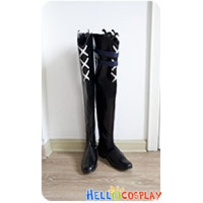 Final Fantasy 14 Cosplay Shoes Elf Boots Born