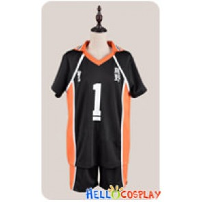 Haikyū Cosplay Volleyball Juvenile The 1st Ver Sports Uniform Costume