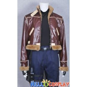 Resident Evil 4 Costume Leon Kennedy Jacket