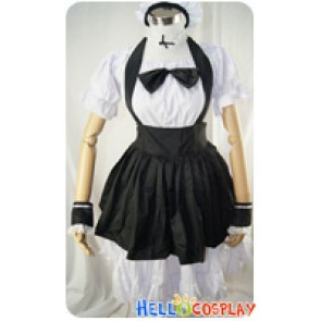 Maid Dress Cosplay Sweet Maid Lolita Costume