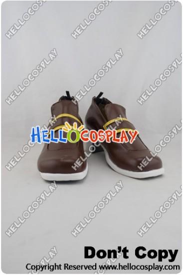 Sugar Sugar Rune Cosplay Shoes Chocola Meilleure Chocolat Kato Shoes