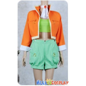 Vocaloid 2 Cosplay Gumi Power Costume
