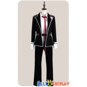 Diabolik Lovers Cosplay Ayato Sakamaki School Boy Uniform Costume