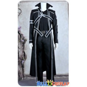 Sword Art Online Cosplay Kazuto Kirigaya Kirito Cotton Ver Costume
